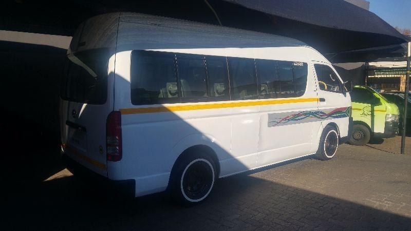Used Toyota Quantum 2 7 Sesfikile 14s For Sale In Gauteng