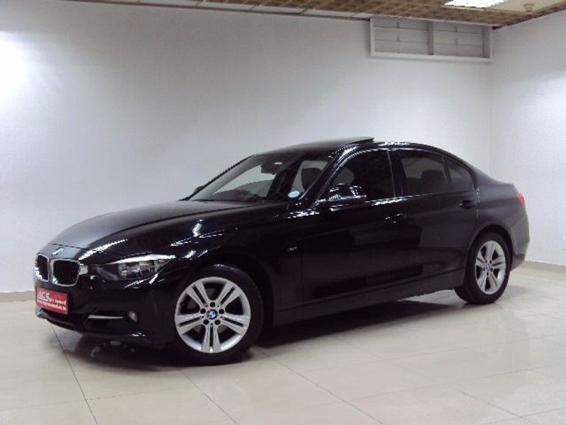 used bmw 3 series 320i sport auto f30 red seats navigation 76000km for sale in gauteng cars. Black Bedroom Furniture Sets. Home Design Ideas