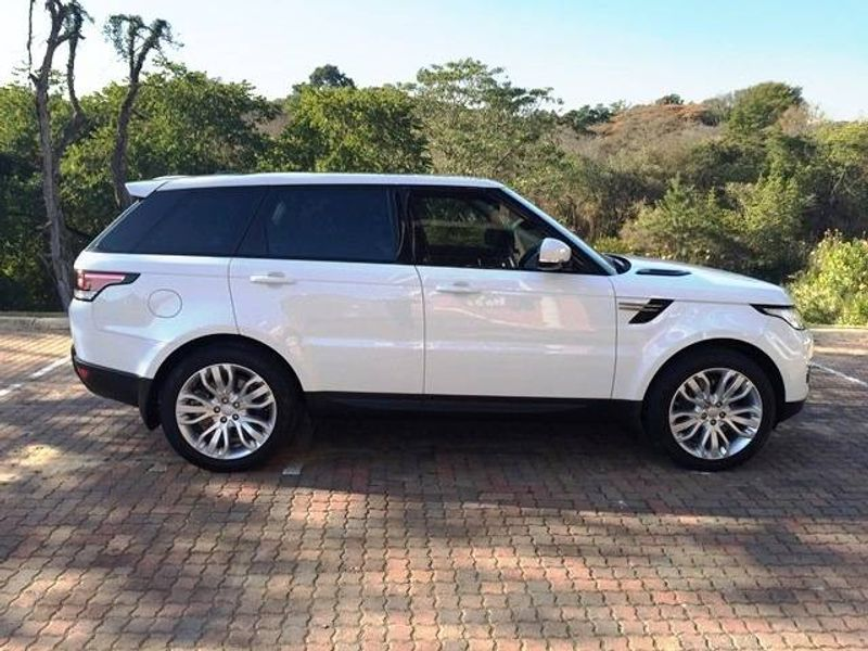 used land rover range rover sport 3 0 sdv6 se for sale in mpumalanga id 1554572. Black Bedroom Furniture Sets. Home Design Ideas