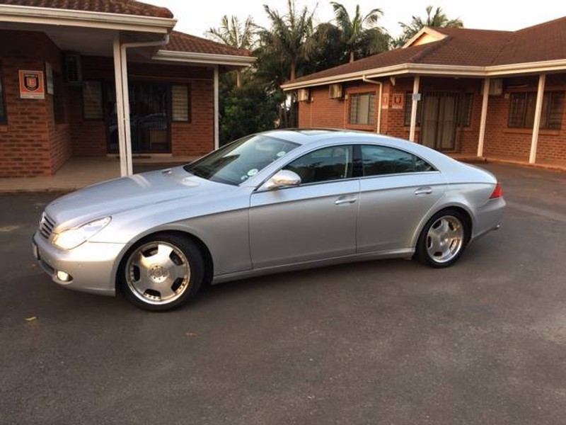 Used mercedes benz cls class cls 350 for sale in kwazulu for Mercedes benz cls class for sale