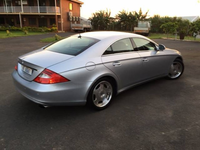 used mercedes benz cls class cls 350 for sale in kwazulu natal id 1554747. Black Bedroom Furniture Sets. Home Design Ideas