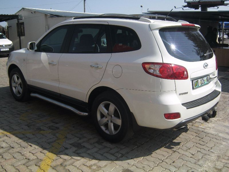 used hyundai santa fe 2 2 crdi a t 4x4 for sale in gauteng id 1555074. Black Bedroom Furniture Sets. Home Design Ideas