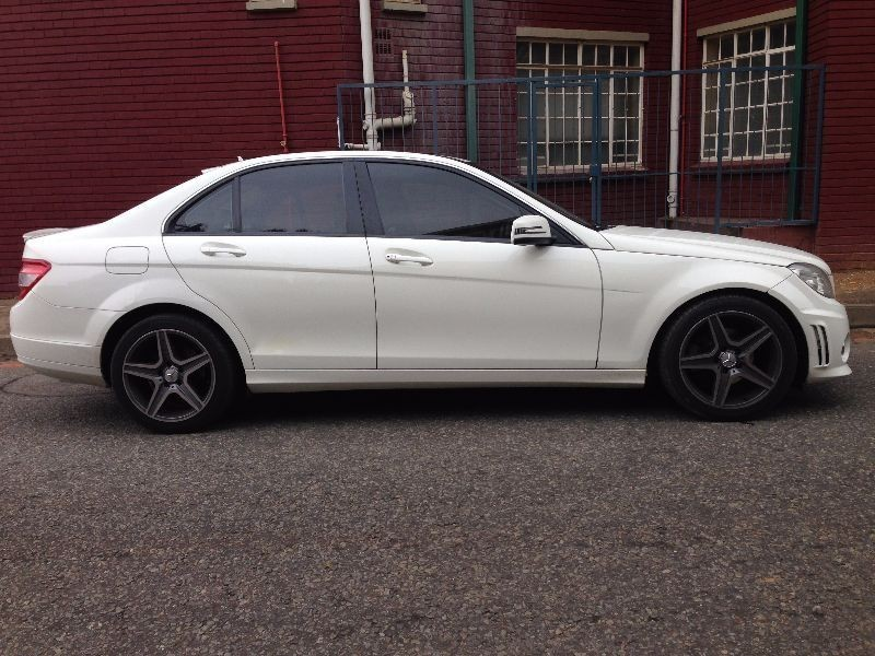 Used Mercedes Benz C Class C180 Estate Amg Line For Sale