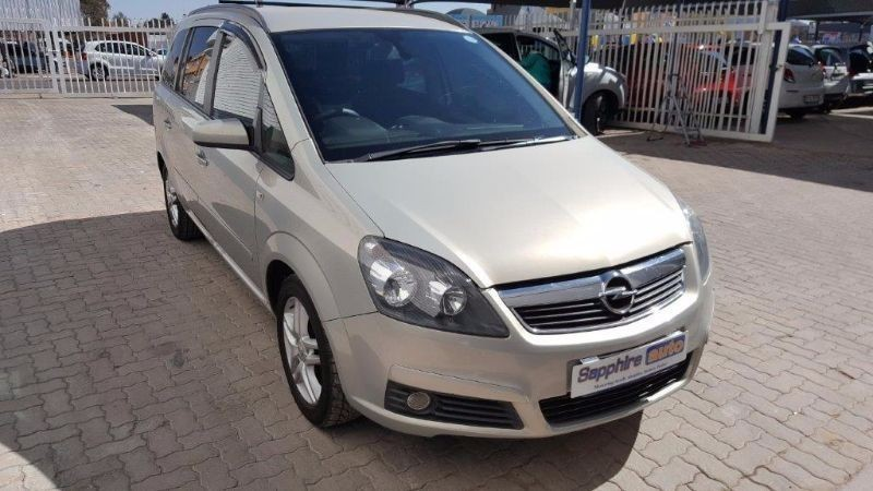 used opel zafira 1 8 enjoy 7 seatrer for sale in gauteng id 1555892. Black Bedroom Furniture Sets. Home Design Ideas