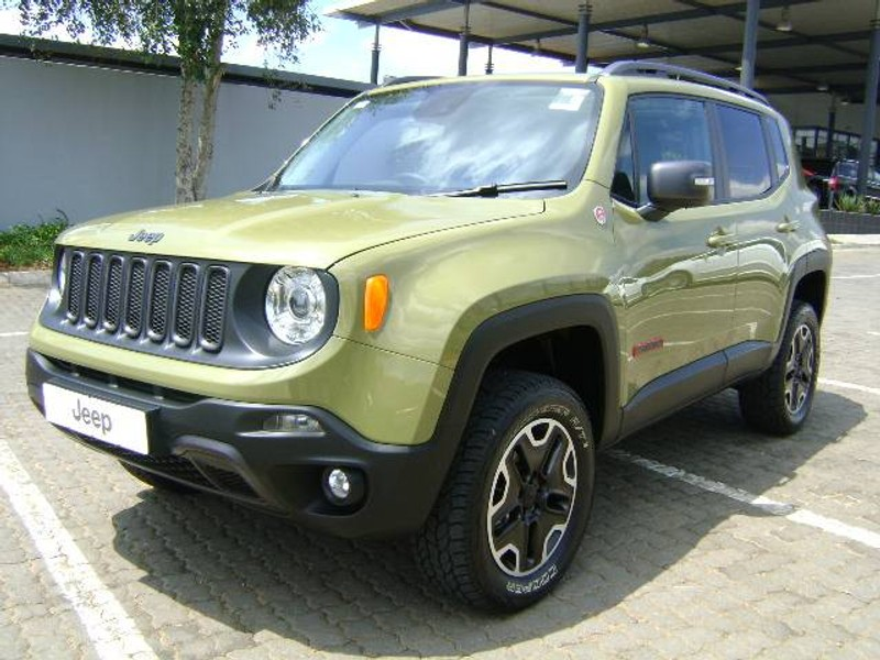 used jeep renegade 2 4 trailhawk auto for sale in gauteng id 1555953. Black Bedroom Furniture Sets. Home Design Ideas