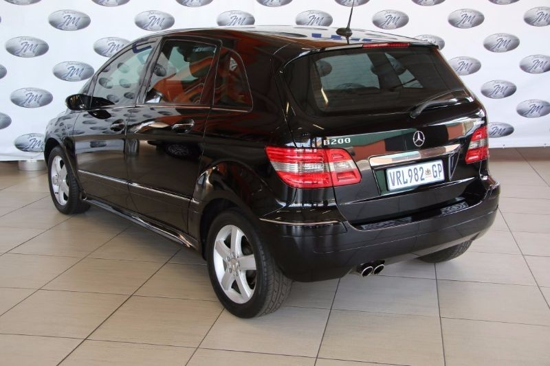Used Mercedes Benz B Class B 200 For Sale In Gauteng