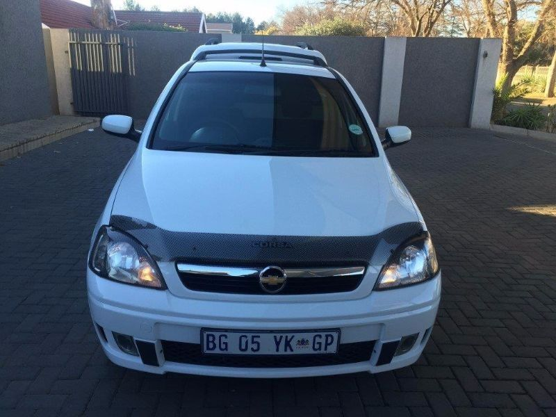 used opel corsa utility 1 7 dti sport p u s c for sale in gauteng id 1556316. Black Bedroom Furniture Sets. Home Design Ideas