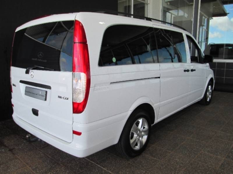 Used mercedes benz vito 116 cdi shuttle for sale in free for Mercedes benz shuttle