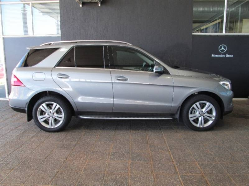 used mercedes benz m class ml 350 bluetec for sale in free state id 1556725. Black Bedroom Furniture Sets. Home Design Ideas