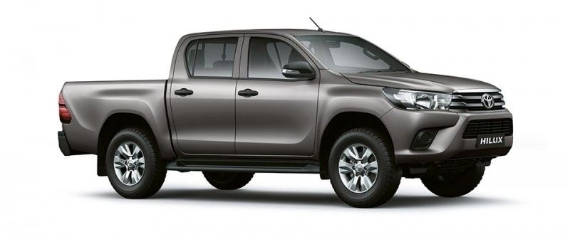 Toyota Bakkie 2017 2016 2017 Cars Reviews | 2017 - 2018 Best Cars ...