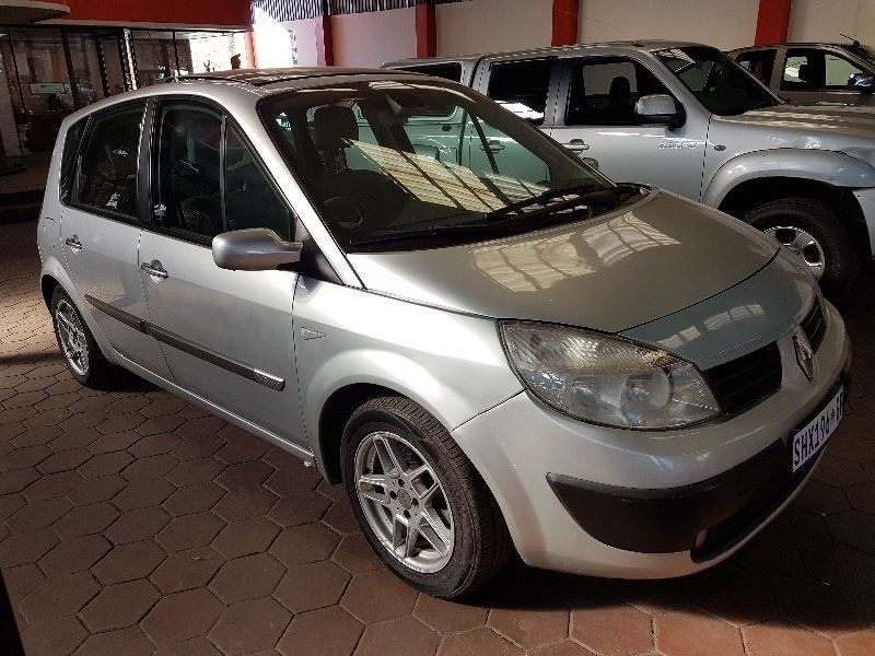 used renault scenic 2 0 dynamique for sale in gauteng id 1558002. Black Bedroom Furniture Sets. Home Design Ideas
