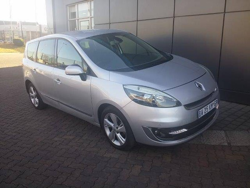 used renault grand scenic iii 1 6 dci dynamique for sale in gauteng id 1559273. Black Bedroom Furniture Sets. Home Design Ideas
