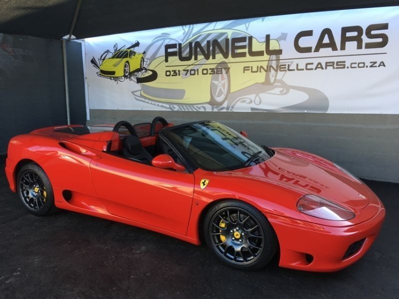 used ferrari 360 spider f1 for sale in kwazulu natal id. Cars Review. Best American Auto & Cars Review