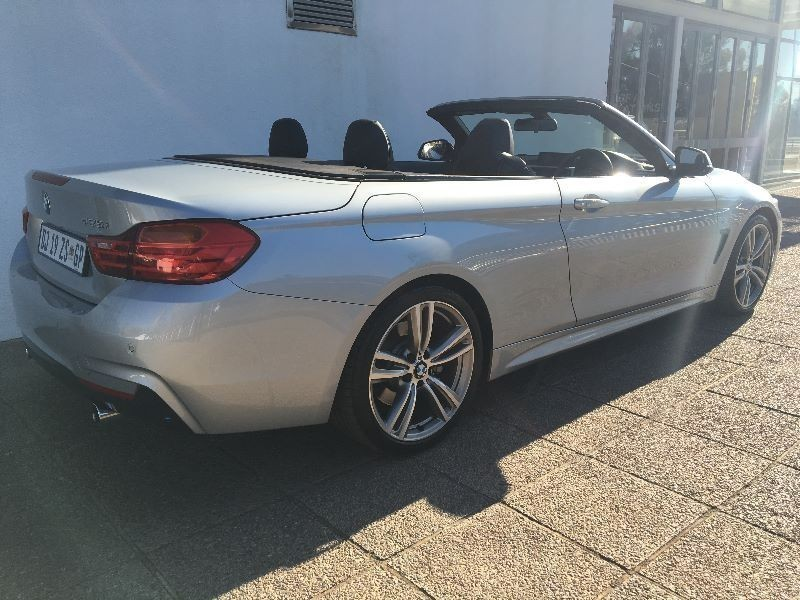used bmw 4 series 435i convertible m sport auto for sale in gauteng id 1559819. Black Bedroom Furniture Sets. Home Design Ideas