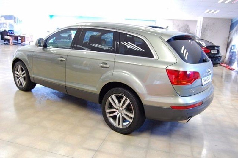 used audi q7 4 2 tdi v8 quattro tip for sale in western cape id 1559940. Black Bedroom Furniture Sets. Home Design Ideas