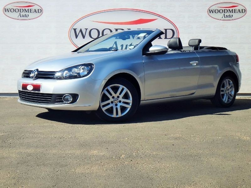 used volkswagen golf vi 1 4 tsi dsg cabrio c line for sale. Black Bedroom Furniture Sets. Home Design Ideas