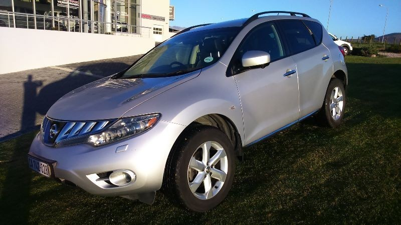 used nissan murano l24 for sale in western cape id 1560304. Black Bedroom Furniture Sets. Home Design Ideas