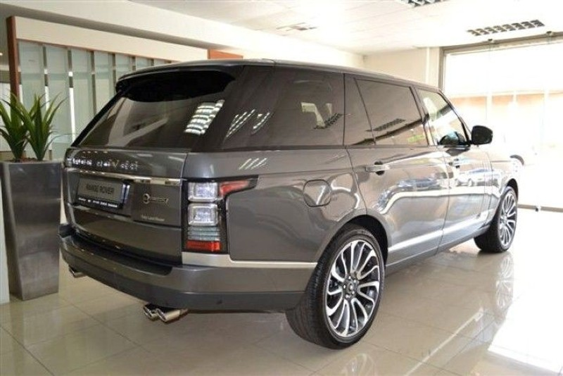used land rover range rover 5 0 v8 s c lwb sv autobiography for sale in north west province. Black Bedroom Furniture Sets. Home Design Ideas