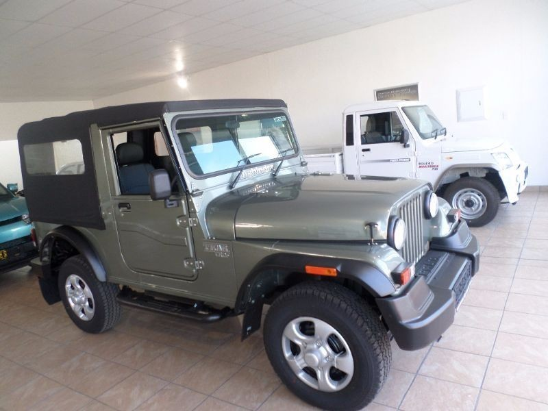 Used Mahindra Thar 2 5 Crde 4x4 Soft Top For Sale In