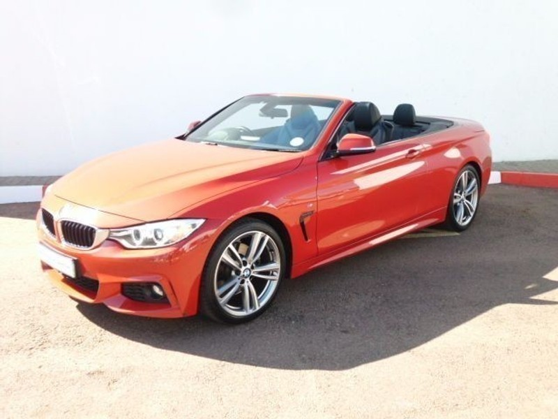 Used Bmw 4 Series 428i Convertible Auto For Sale In