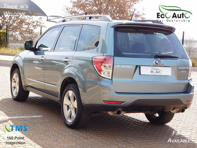 Used Subaru Forester 2 5 Xt Premium A T For Sale In