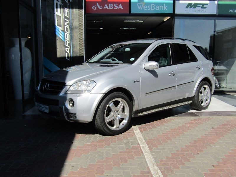 used mercedes benz m class ml 63 amg for sale in gauteng id 1560874. Black Bedroom Furniture Sets. Home Design Ideas