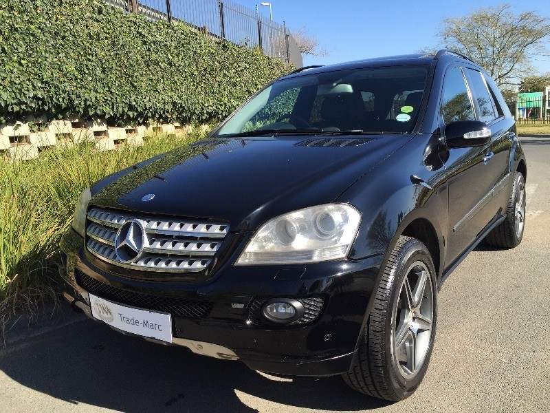 used mercedes benz m class ml 320 cdi a t for sale in gauteng id 1560959. Black Bedroom Furniture Sets. Home Design Ideas