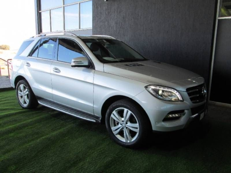 used mercedes benz m class ml 350 bluetec for sale in free state id 1561058. Black Bedroom Furniture Sets. Home Design Ideas