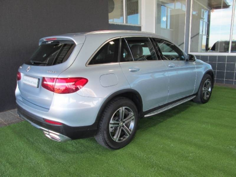 Used mercedes benz glc 250d exclusive for sale in free for Mercedes benz financial report 2016