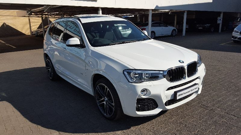 used bmw x3 x3 20d m sport for sale in gauteng. Black Bedroom Furniture Sets. Home Design Ideas