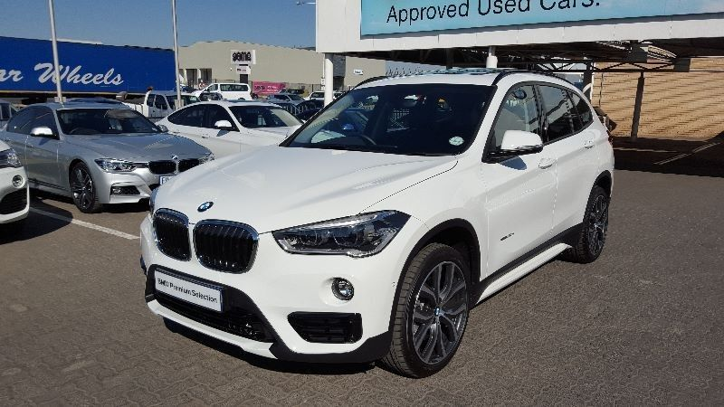 used bmw x1 x1 20d sport line x drive for sale in gauteng. Black Bedroom Furniture Sets. Home Design Ideas