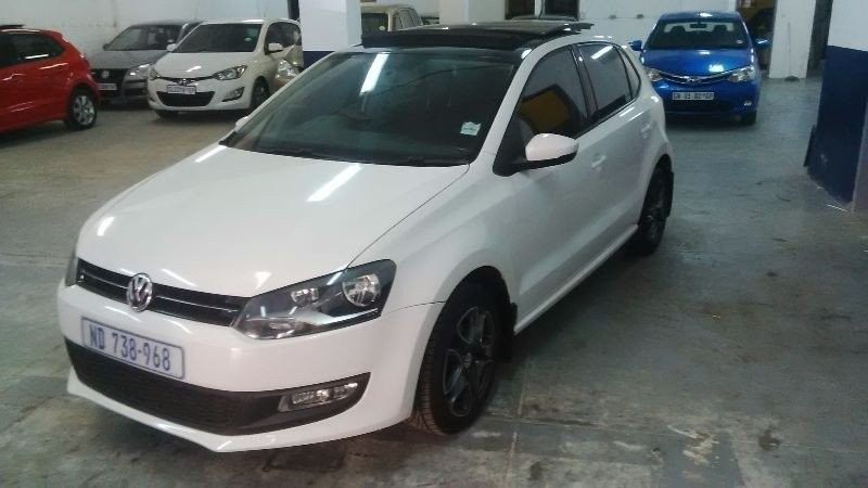 used volkswagen polo 1 6comfortline with panoramic sunroof. Black Bedroom Furniture Sets. Home Design Ideas