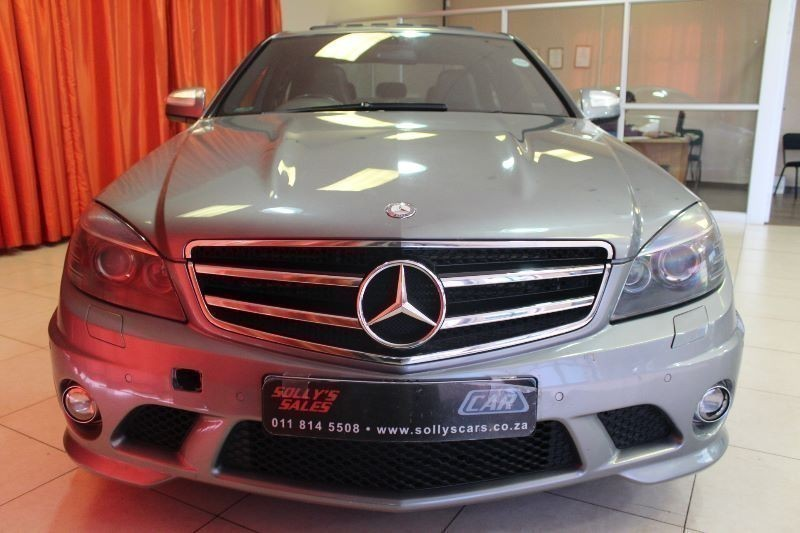used mercedes benz c class c63 amg for sale in gauteng id 1562183. Black Bedroom Furniture Sets. Home Design Ideas