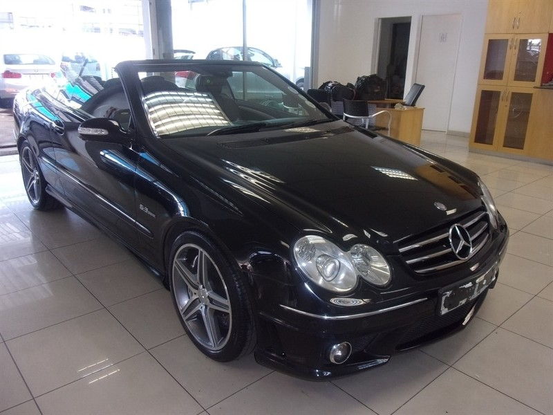 Used Mercedes Clk Clk Sport Cabriolet Automatic  Car Review