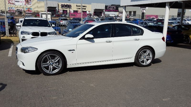 used bmw 5 series 535i m sport for sale in gauteng id 1564550. Black Bedroom Furniture Sets. Home Design Ideas
