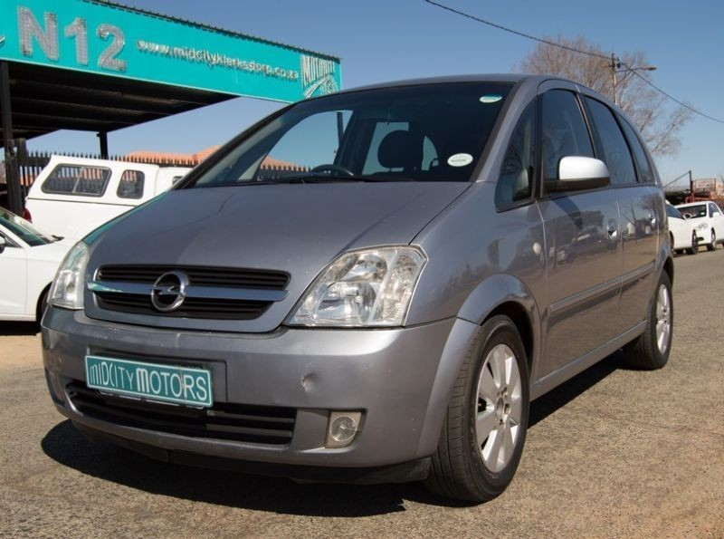 used opel meriva 1 7 cdti elegance for sale in north west province id 1564593. Black Bedroom Furniture Sets. Home Design Ideas