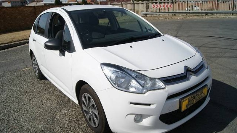 used citroen c3 1 2 vti 82 attraction for sale in gauteng id 1565059. Black Bedroom Furniture Sets. Home Design Ideas