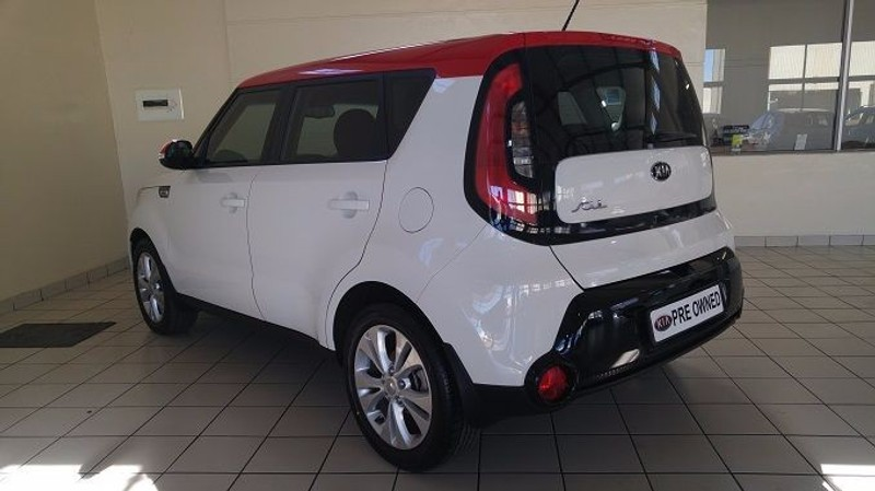 used kia soul soul 1 6 auto two tone for sale in western cape id 1565211. Black Bedroom Furniture Sets. Home Design Ideas