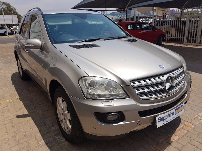used mercedes benz m class ml 320 cdi a t for sale in gauteng id 1566708. Black Bedroom Furniture Sets. Home Design Ideas