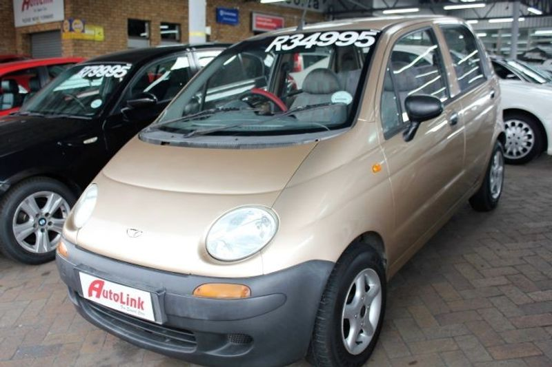used daewoo matiz 0 8s 5 dr hatch for sale in western cape id 1567105. Black Bedroom Furniture Sets. Home Design Ideas