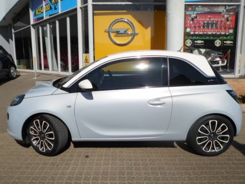 used opel adam 1 0t glam 3 door for sale in gauteng id 1567878. Black Bedroom Furniture Sets. Home Design Ideas