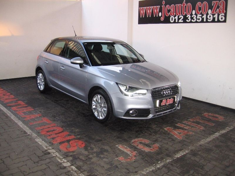 used audi a1 sportback 1 6 tdi ambition for sale in gauteng id 1568262. Black Bedroom Furniture Sets. Home Design Ideas