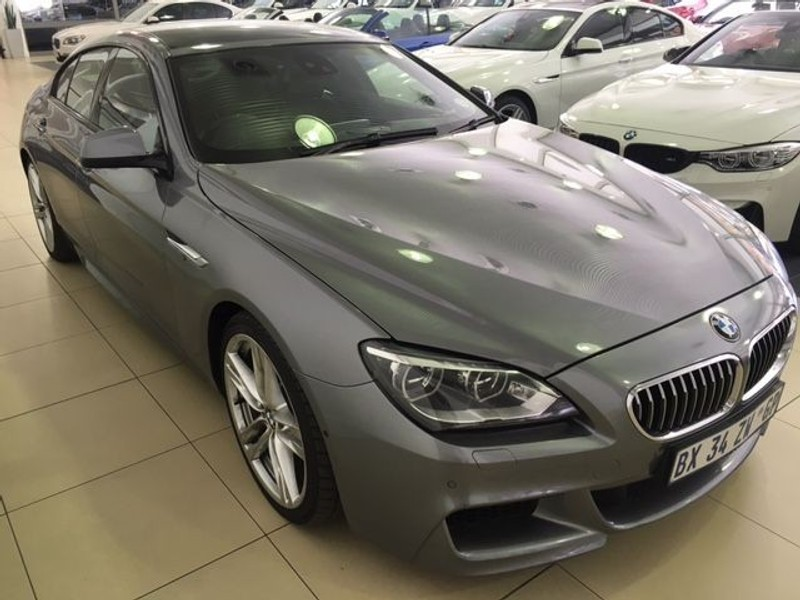 used bmw 6 series 640i gran coupe m sport for sale in gauteng id 1568496. Black Bedroom Furniture Sets. Home Design Ideas