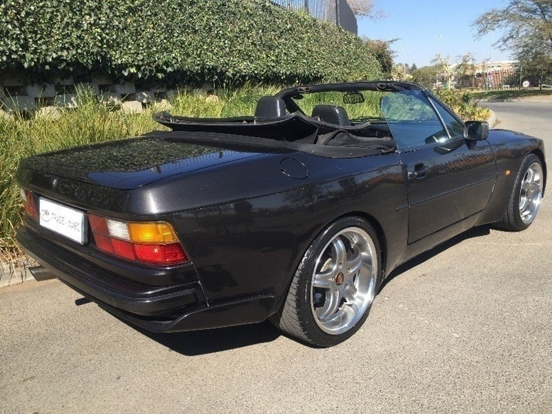 Used Porsche 944 S2 Cabriolet For Sale In Gauteng Cars