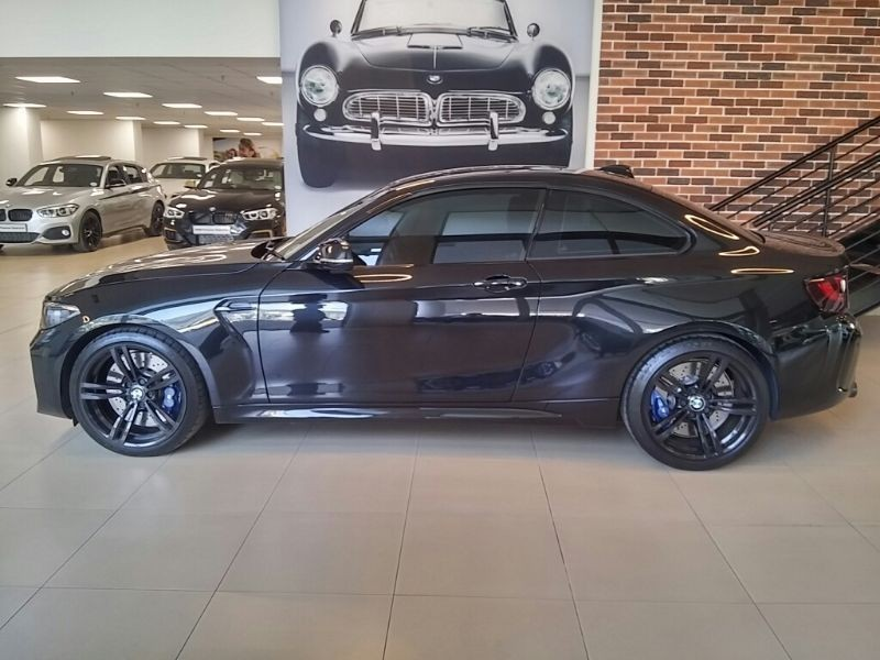 used bmw m2 m2 coupe m dct for sale in gauteng id 1569315. Black Bedroom Furniture Sets. Home Design Ideas