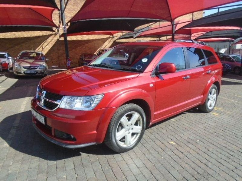 used dodge journey 2 7 rt a t for sale in gauteng id 1569569. Black Bedroom Furniture Sets. Home Design Ideas