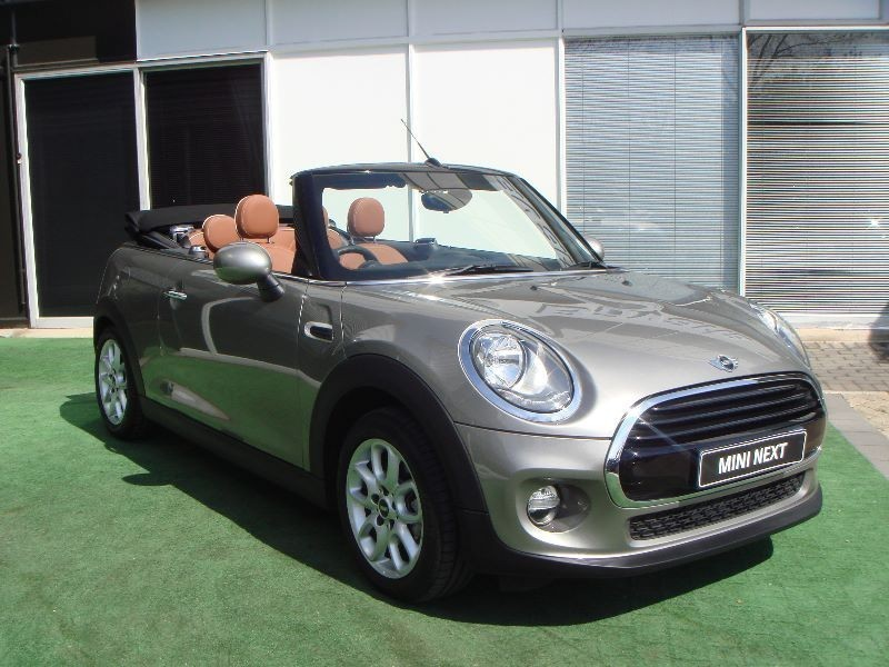 used mini cooper convertible auto f57 for sale in gauteng id 1569630. Black Bedroom Furniture Sets. Home Design Ideas