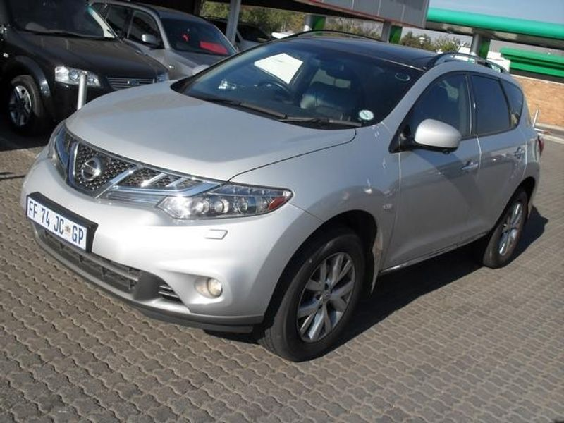 used nissan murano l24 for sale in gauteng id 1569642. Black Bedroom Furniture Sets. Home Design Ideas