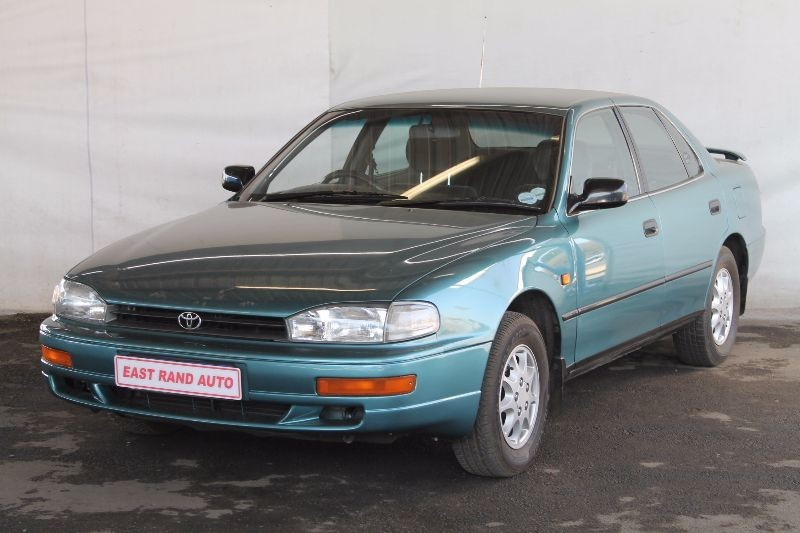 used toyota camry 200i a c for sale in gauteng. Black Bedroom Furniture Sets. Home Design Ideas