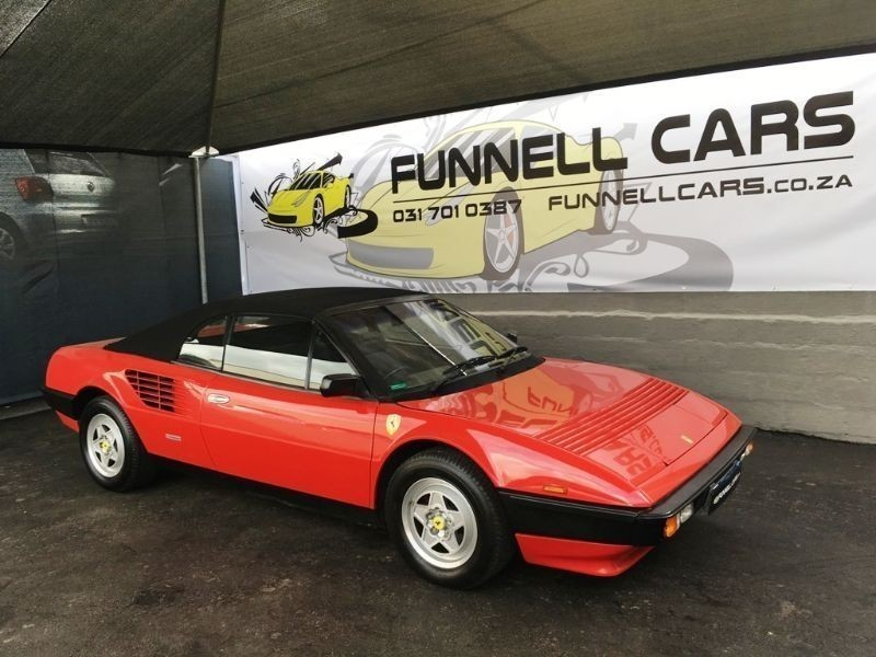 used ferrari mondial mondial qv spider rhd for sale in kwazulu natal id 1570391. Black Bedroom Furniture Sets. Home Design Ideas